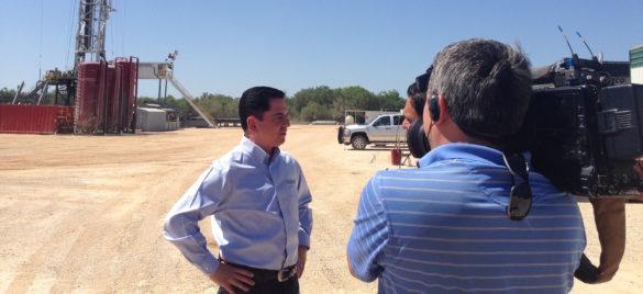 Omar Garcia, President of STEER in the News