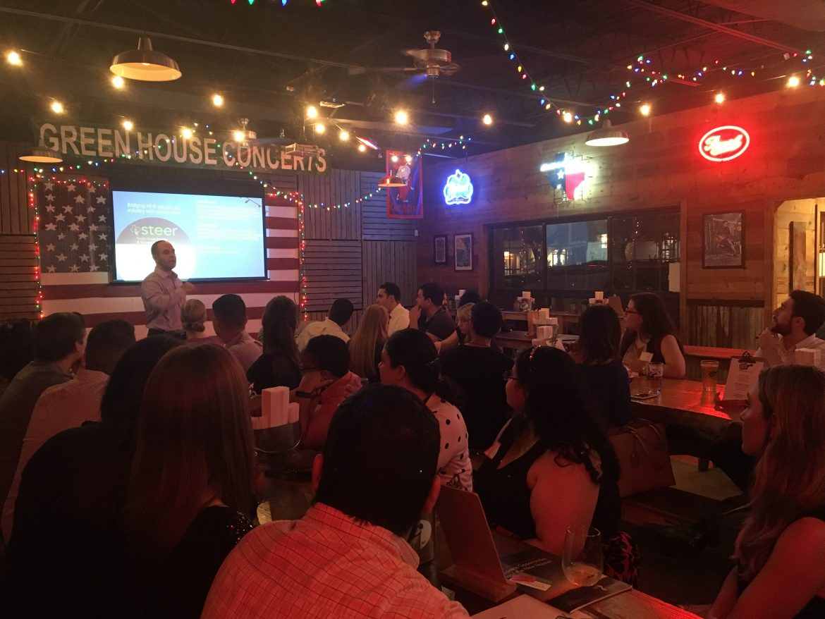 STEER Millennial and Young Professional Mixer on November 16th, 2017