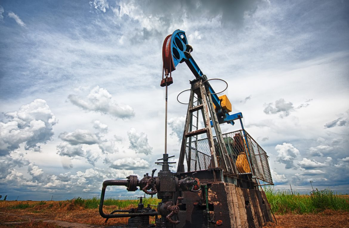 Oil pump. Oil industry equipment. Oil Industry Update