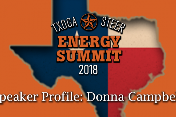 STEER Energy Summit 2018 Featured Donna Campbell