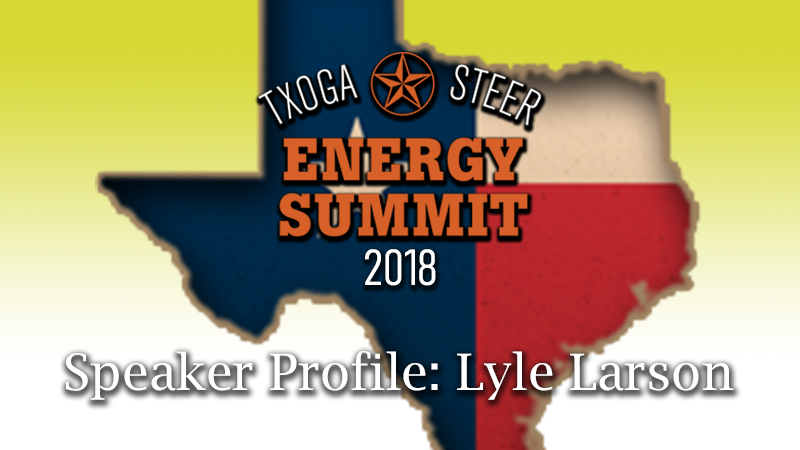 STEER Energy Summit 2018 Featured Lyle Larson