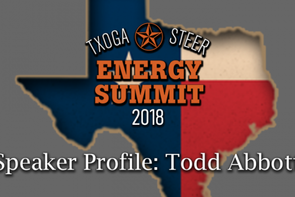 STEER Energy Summit 2018 Featured Todd Abbott