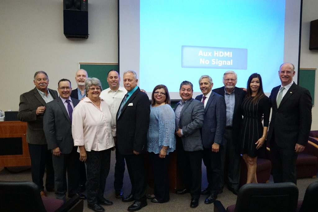 Future of the Region South Texas 2018