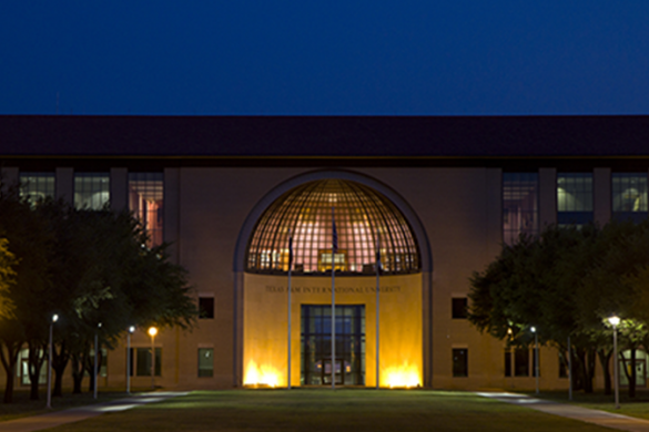 TAMIU Student Center