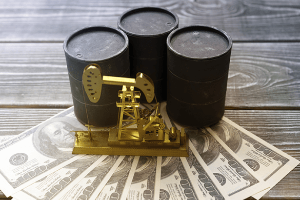 STEER Energy Industry Update - featured oil gold derrick 05.15.19